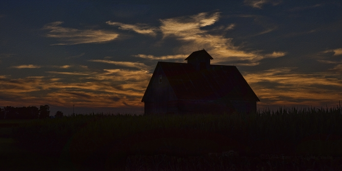 Prairie Twilight