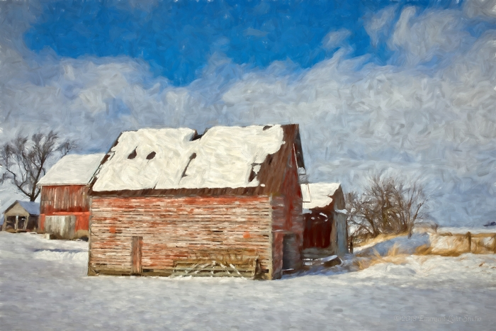 Winter on an American Farm