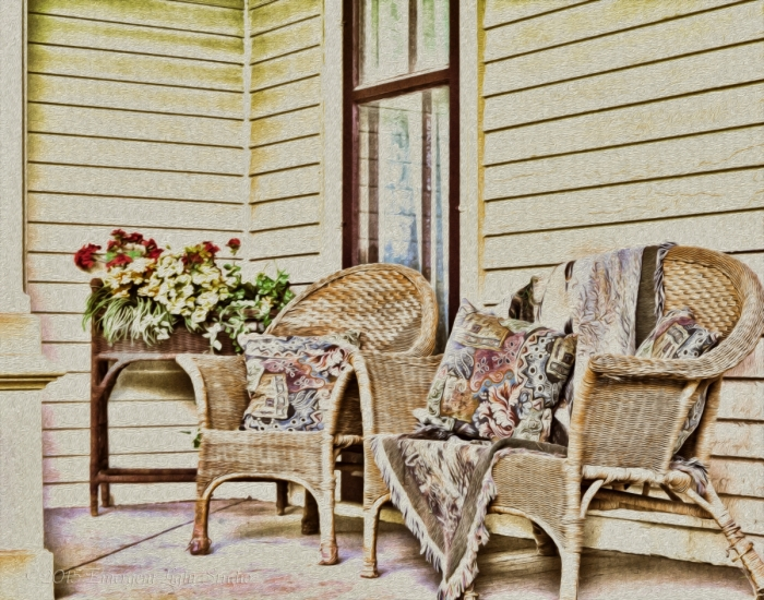 Prairie Home Porch