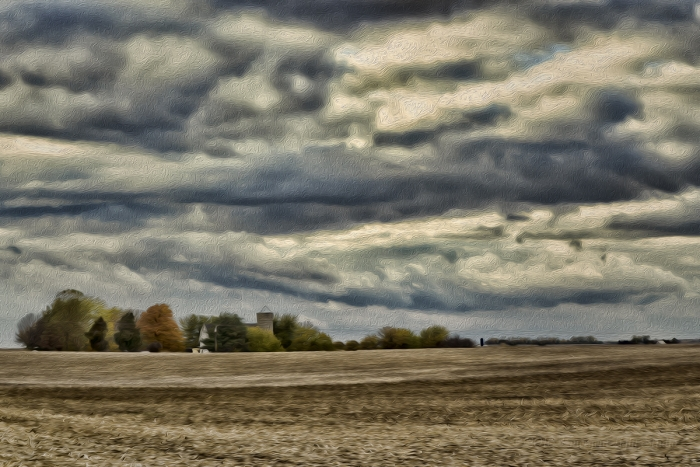October Farmland